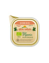 Bio Organic Maintenance with Salmon