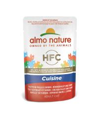 Cuisine - Chicken Fillet and Surimi