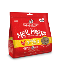 Dog FD Chewy's Chicken Meal Mixers
