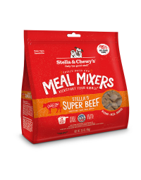 Dog FD Stella's Super Beef Meal Mixers
