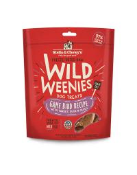 Wild Weenies Game Bird Recipe