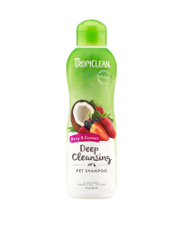 Berry Coconut Pet Shampoo