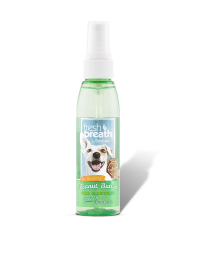 Oral Care Peanut Butter Spray for Dogs