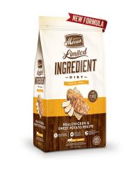 Grain Free Limited Ingredient Diet Chicken Recipe