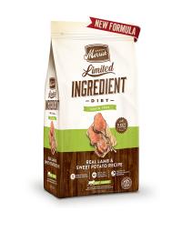 Grain Free Limited Ingredient Diet Lamb Recipe