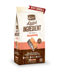 Grain Free Limited Ingredient Diet Salmon Recipe