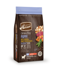 Grain Free Puppy Real Chicken + Sweet Potato Recipe