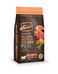 Grain Free Real Salmon + Sweet Potato Recipe