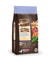 Lil' Plates Grain Free Puppy Real Chicken + Sweet Potato Recipe