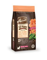 Lil' Plates Grain Free Real Salmon + Sweet Potatoes Recipe