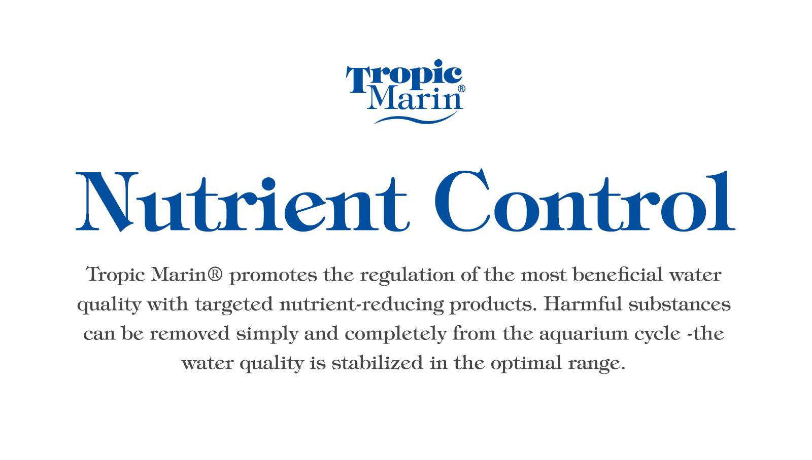 Tropic Marin Nutrient Control