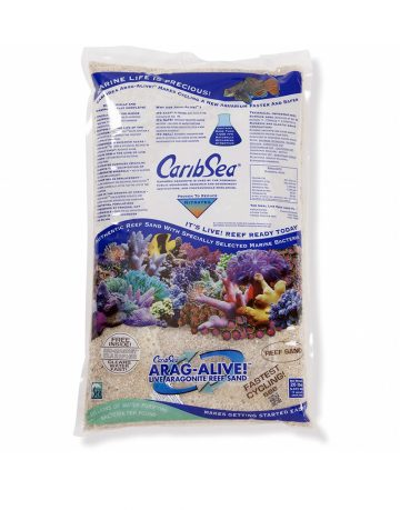 Caribsea Arag-Alive Special Grade Reef Sand