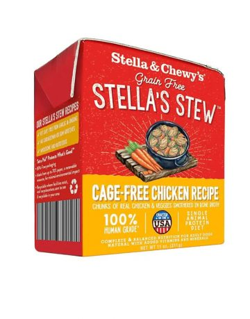 Cage-Free Chicken Stew