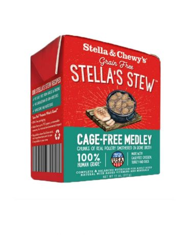 Cage Free Medley Stew