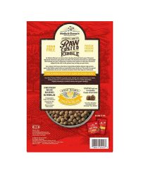 Cage-free Chicken Raw Coated Kibble_2