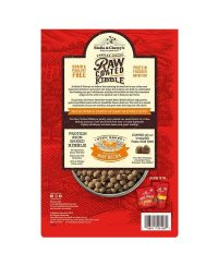 Grass-Fed Beef Raw Coated Kibble_2