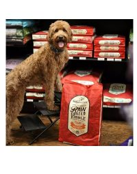 Grass-Fed Beef Raw Coated Kibble_3