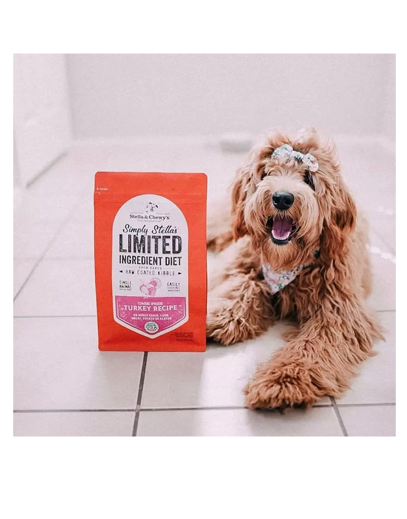 Limited Ingredient Cage-Free Turkey Raw Coated Kibble