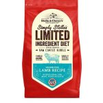 Limited Ingredient Grass-Fed Lamb Raw Coated Kibble
