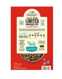 Limited Ingredient Grass-Fed Lamb Raw Coated Kibble_2