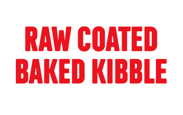 Raw Coated Baked Kibble