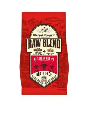 Red Meat Raw Blend Kibble